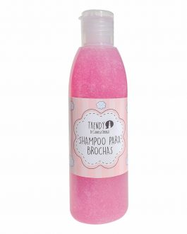 Shampoo para Brochas 120 ml – TRENDY