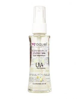 Aceite natural de Jojoba y Uva – Raquel