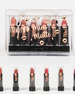 Kit Mini Labiales x 6 – TRENDY